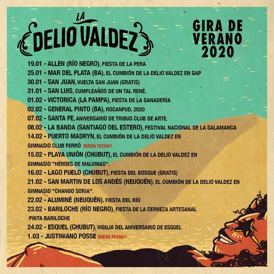 GIRA VERANO 2020
