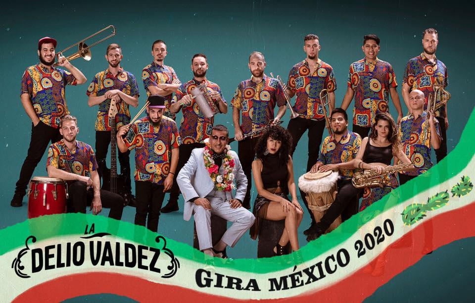2020 Gira México